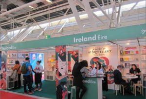 Irish stand at the Bologna Children's Book Fair