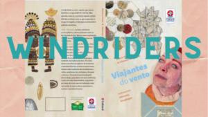 Windriders YA novel by Adrienne Geoghegan