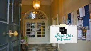 Irish Writer's Centre, Picture Book Course, Adrienne Geoghegan