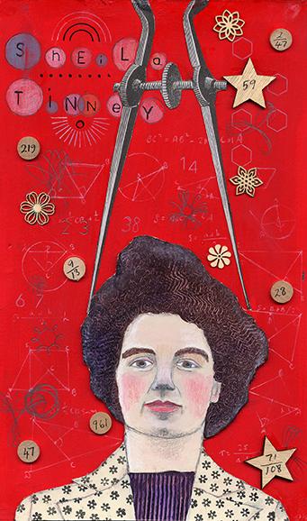 Sheila Tinney Portrait