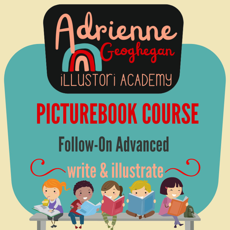 Picture book advanced course